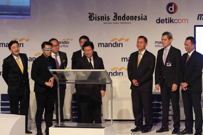Peresmian Mandiri Capital Indonesia –