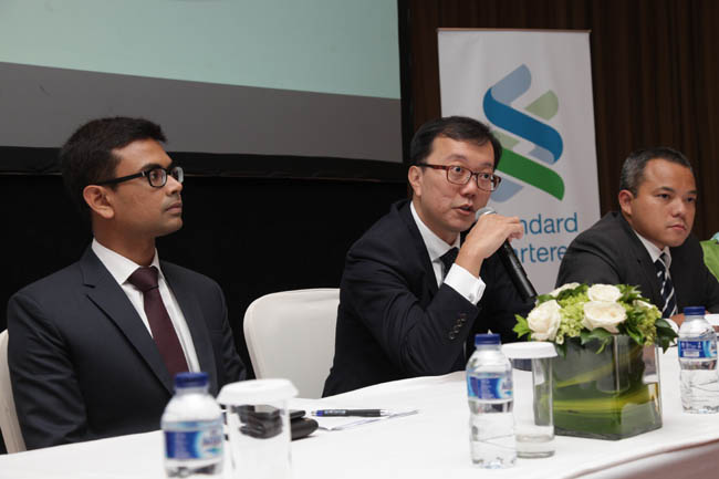Economic Outlook Standard Chartered Bank  –