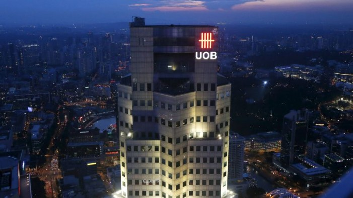 Bank UOB Incar Masuk Bank BUKU IV