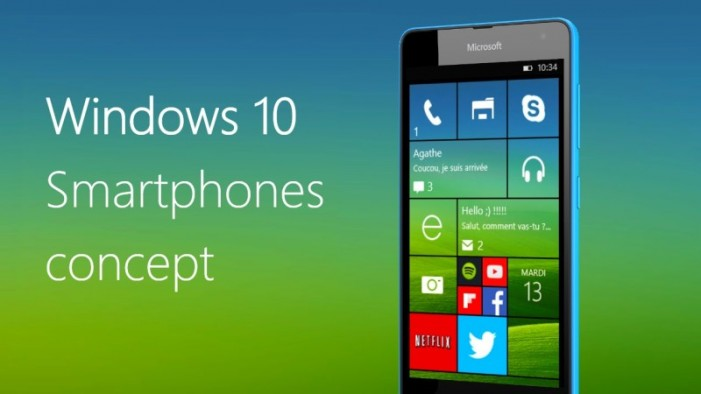 Cara Meng-upgrade Windows 10 di Samrtphone