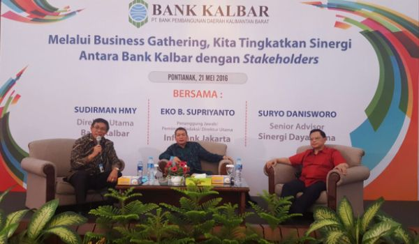 Business Gathering Bank Kalbar 2016