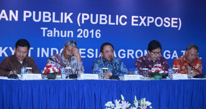 Public Expose Bank BRI AGRO