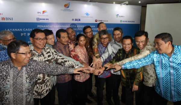 Cash Management BNI Dukung Integrasi Sistem Billing Pelindo