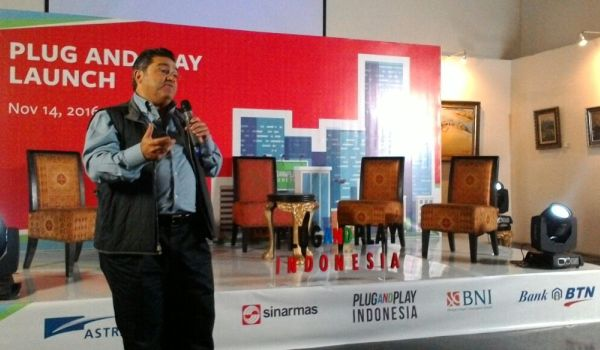 Plug and Play Gelar Accelerator Program untuk Strartup