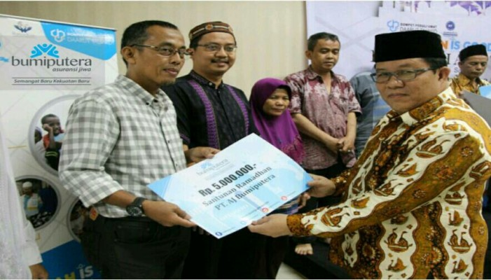 AJ Bumiputera Gelar CSR Ramadhan is Good