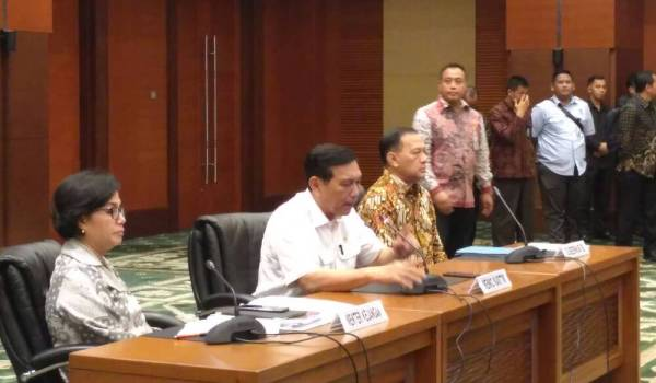 Indonesia Jadi Tuan Rumah IMF-World Bank Annual Meeting 2018