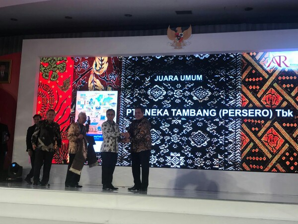 Ini Jawara Annual Report Award 2016