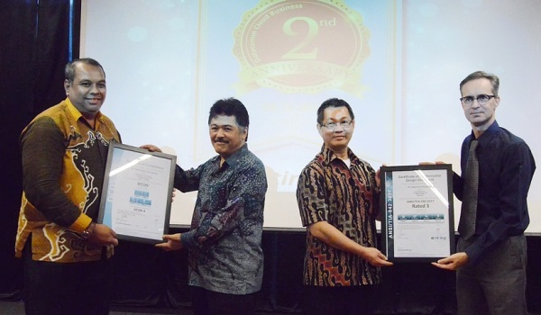 Datacomm Cloud Business Raih Sertifikasi Internasional