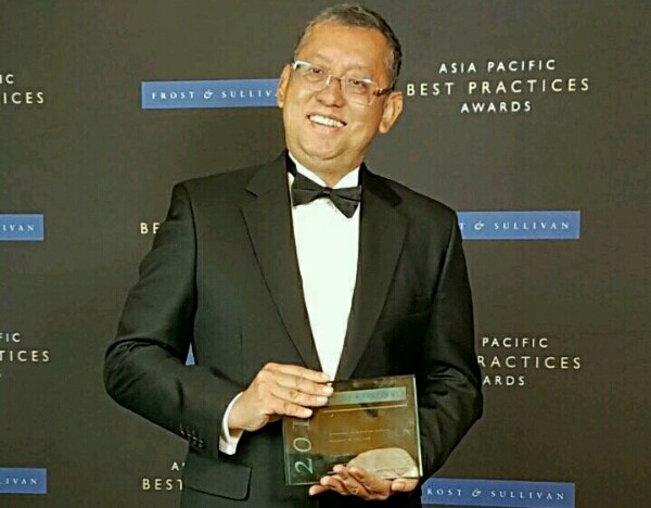 Lintasarta Raih Predikat Data Center Service Provider of The Year