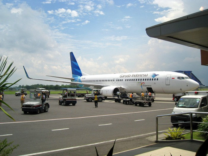 Regulator Dinilai Perlu Suspend Saham Garuda Indonesia