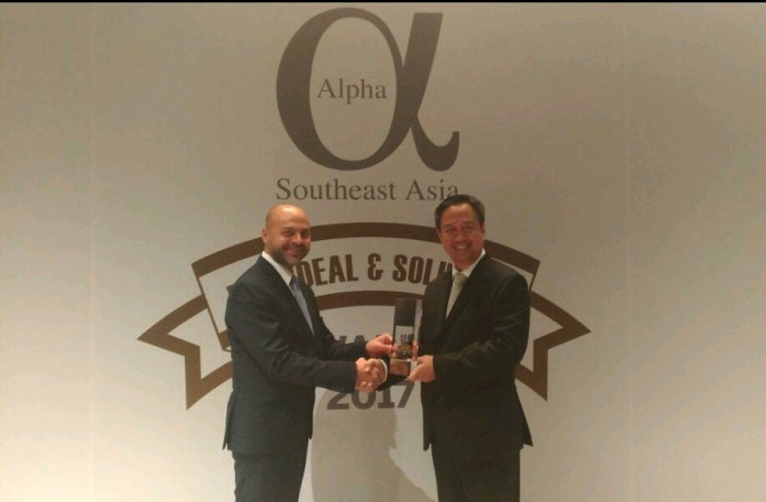 "BNI Sabet Penghargaan ""Best Remittance Provider in Southeast Asia 2017"""