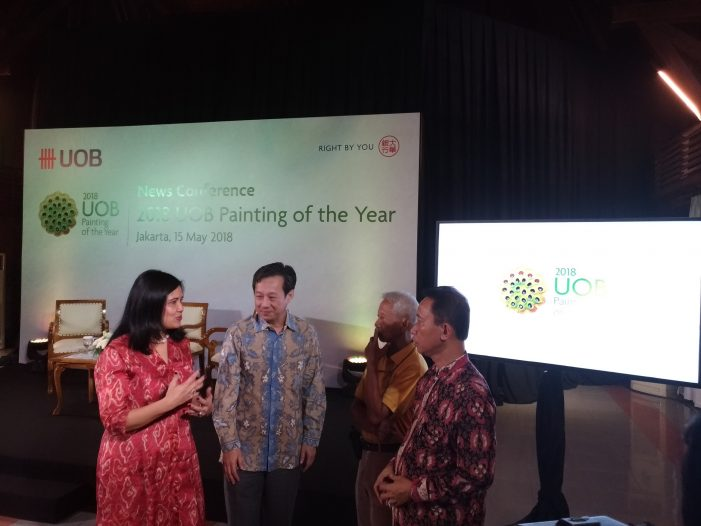 UOB Indonesia Gelar UOB Painting of the Year 2018