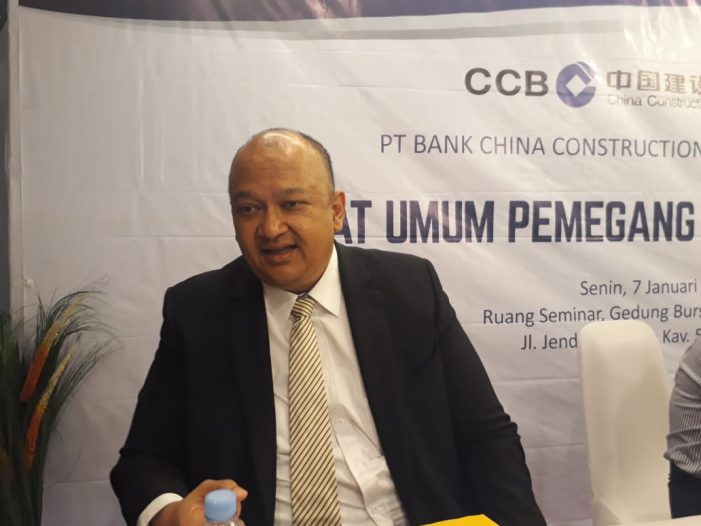Bank China Construction Indonesia Siap Masuk BUKU III