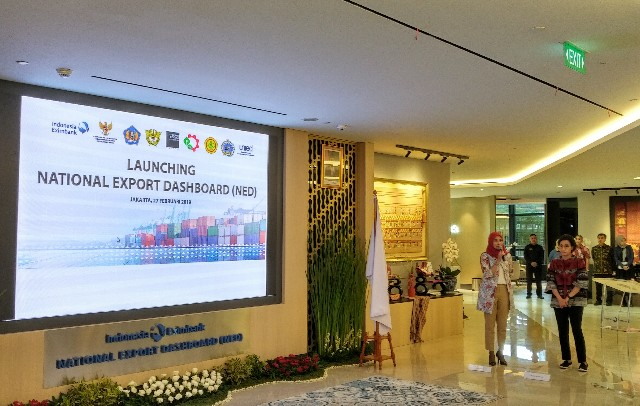 Dorong Ekspor, Menkeu Resmikan National Export Dashboard (NED)
