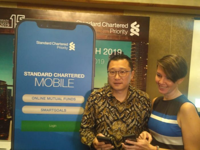 Stanchart Luncurkan Dua Produk Digital Wealth Management