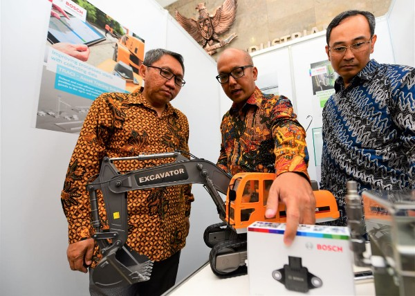 Bosch Dukung Implementasi Industri 4.0