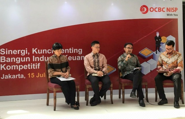 OCBC NISP Genjot Bisnis Wealth Management