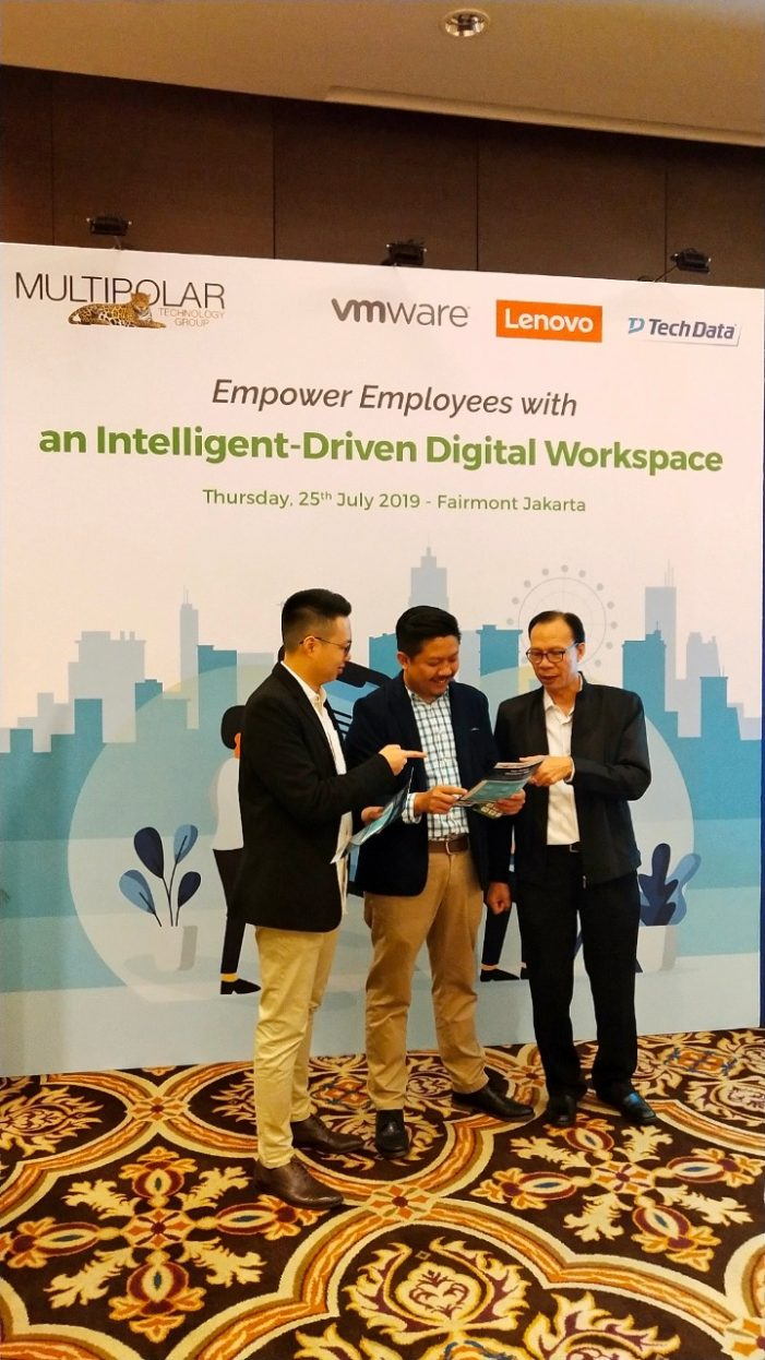 Multipolar Technology Sajikan Solusi VMware Workspace ONE