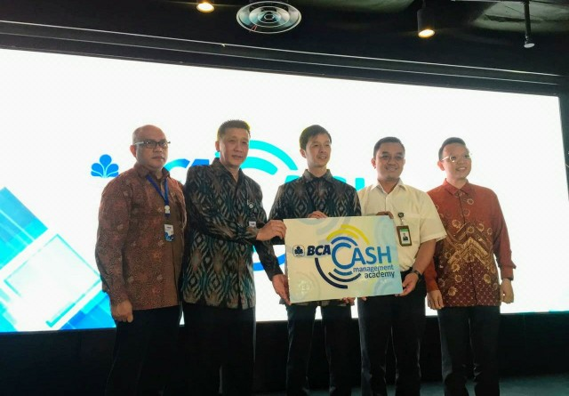 BCA Luncurkan Program Cash Management Academy