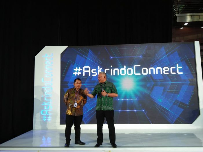 Luncurkan New Corporate Portal, Askrindo Siap Hadapi Era Digital
