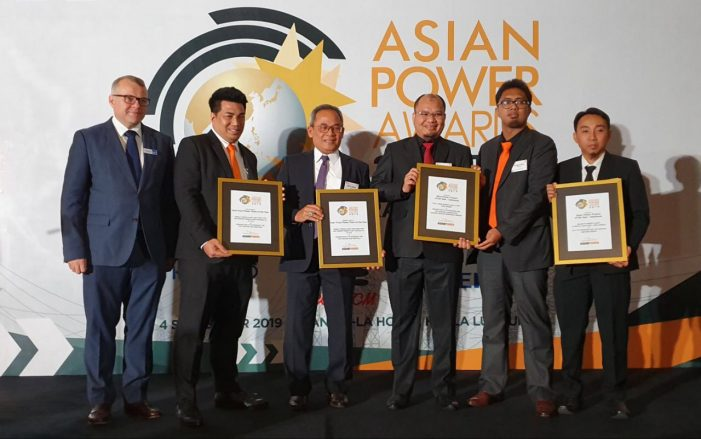 PTPP Sabet 4 Penghargaan di Asian Power Awards 2019