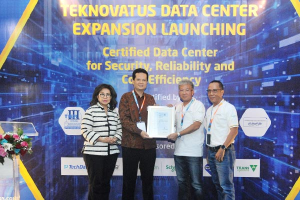 Peluncuran Ekspansi Teknovatus Data Center