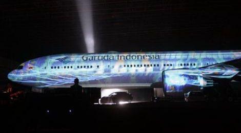 Garuda Batalkan Penerbangan ke Denpasar