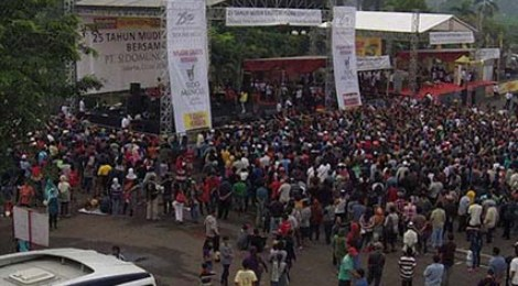Sido Muncul Pulangkan 20.000 Tukang Jamu Secara Gratis