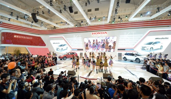 "Honda Usung Tema ""Everyone's Endless Excitement Di GIIAS 2015"