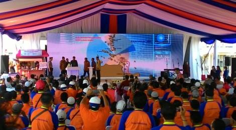 Jokowi Minta BRI Perbanyak Teras Kapal