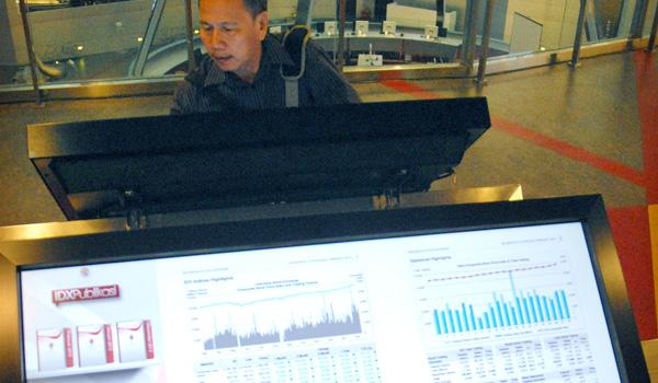 Sembilan Sektor Saham Rebound, IHSG Ditutup Menguat