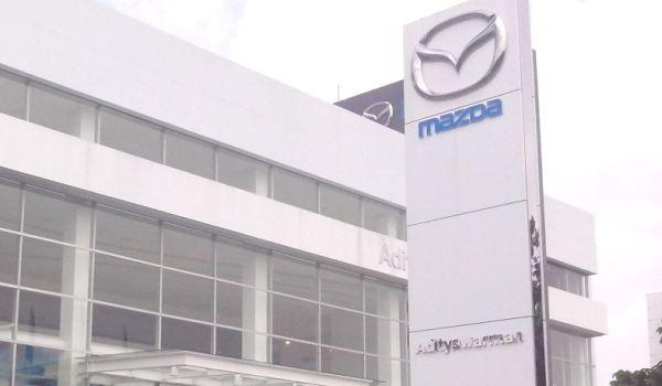 Mazda Bawa 2 Produk Limited Edition Ke  GIIAS