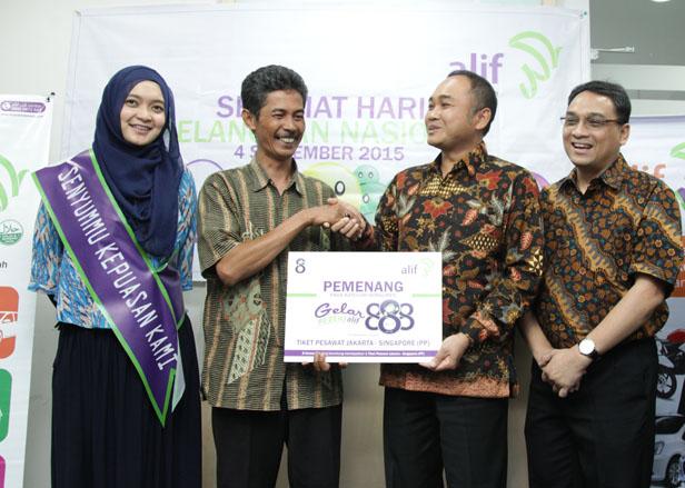Hari Pelanggan di PT Al Ijarah Indonesia Finance