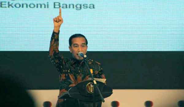 Jokowi : Bergerak Cepat, 42 ribu Aturan Akan Dipangkas