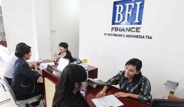 Naik 3,2% BFI Finance Catat Pendapatan Rp2,97 Triliun di Kuartal III