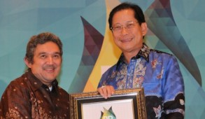 Jahja Setiaatmadja; Spoke Person of The Year. (Foto: Istimewa)