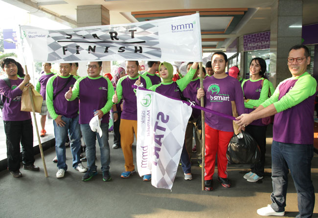 Fun Walk Bersama Bank Muamalat –