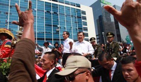 Jokowi Luncurkan Program Lapangan Kerja