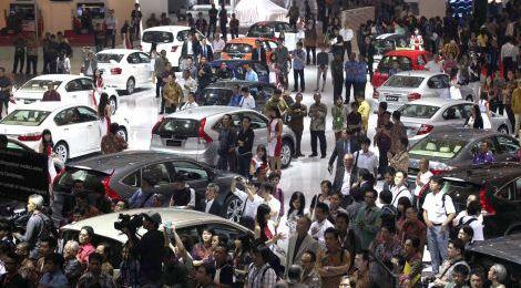 Indomobil Proyeksikan Penjualan Akhir Tahun Masih Menurun