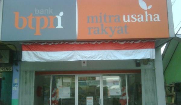 Kredit UMKM dan Produktif BTPN Tumbuh Tinggi