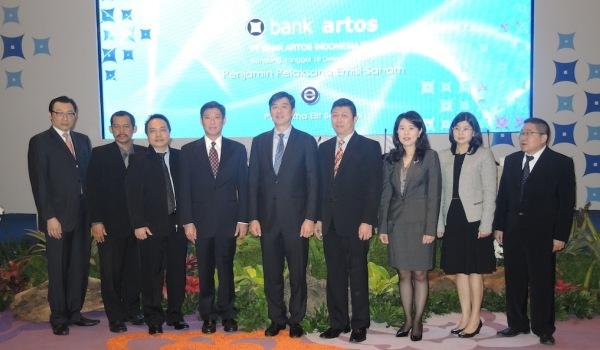 2016, Bank Artos Targetkan Aset Rp1 Triliun