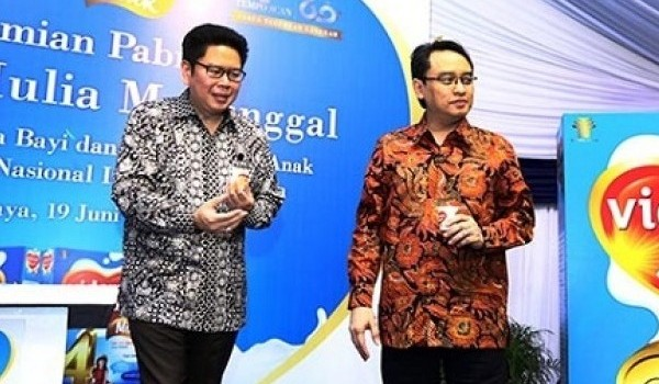 Bos Tempo Scan Raih Most Admired CEO 2015