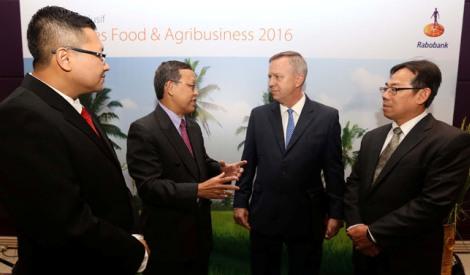Rabobank Perbesar Kredit di Sektor Pertanian dan Pangan