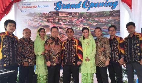 Asuransi Cakrawala Proteksi Optimis Raih Premi Rp300 Miliar