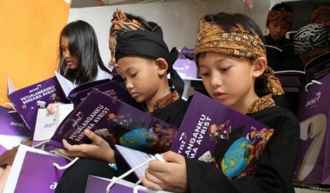 Dukung Literasi Keuangan, Avrist Sasar Murid SD