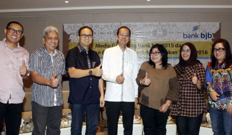 Bank BJB Optimis Sambut Tahun 2016