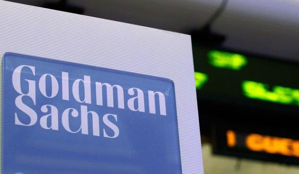 Laba Goldman Sachs Turun 71,8%