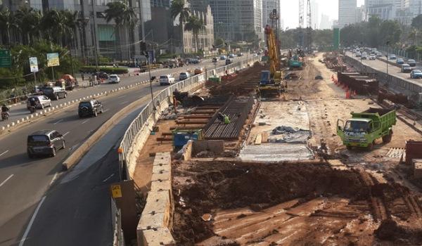 Kadin Dorong Pengusaha RI Terlibat Pembangunan Infrastruktur