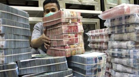 Uang Beredar Meningkat 13,3% jadi Rp6.726,1 Triliun