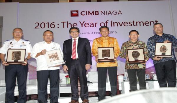 CIMB Niaga Economic Forum